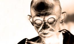 Gandhi negative